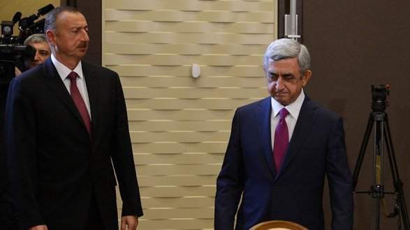 ВБрюсселе закончилась встреча глав МИД Армении иАзербайджана