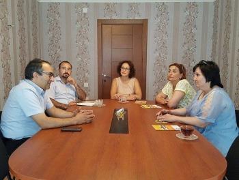 Еще одна бакинская армянка вернулась в Азербайджан - эксклюзив
