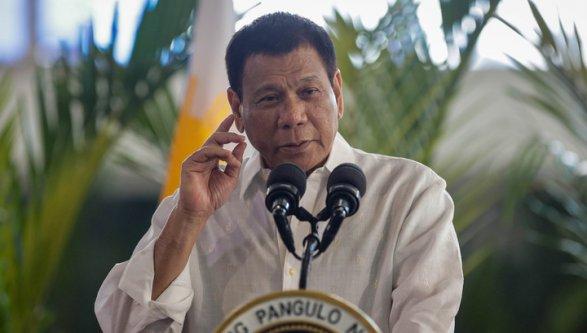 Дутерте призвал парламент продлить военное положение наюге Филиппин