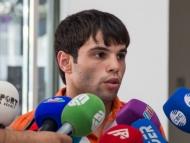 Азербайджанский чемпион избил девушку в ночном клубе