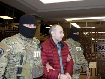 Александра Лапшина приговорили к трем годам тюрьмы