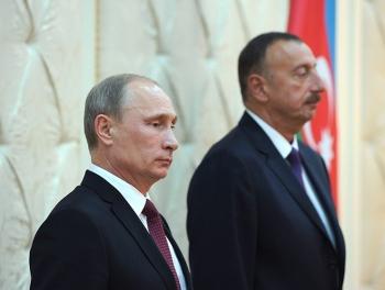 Внезапная встреча Путина и Алиева