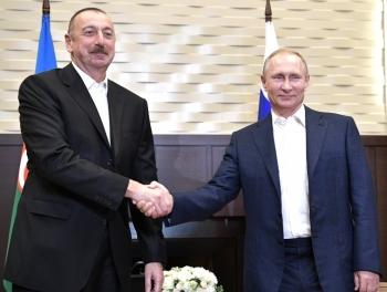 Ильхам Алиев и Владимир Путин обсудили всё