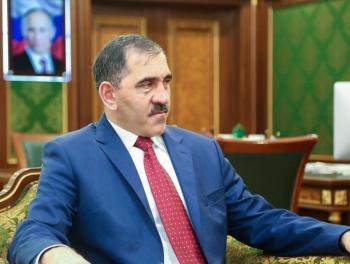 Президент Ингушетии: «Лично президенту Азербайджана Ильхаму Алиеву…»