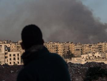 Кульминация «сирийского поединка»