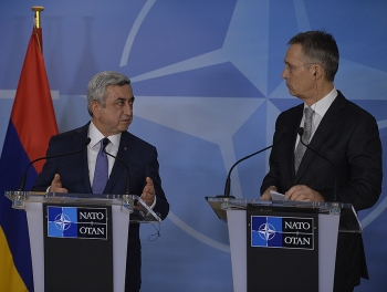 Армения поворачивается к НАТО