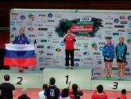 Азербайджанская теннисистка стала чемпионкой Европы