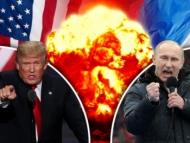 Путин и Трамп под обломками новой войны