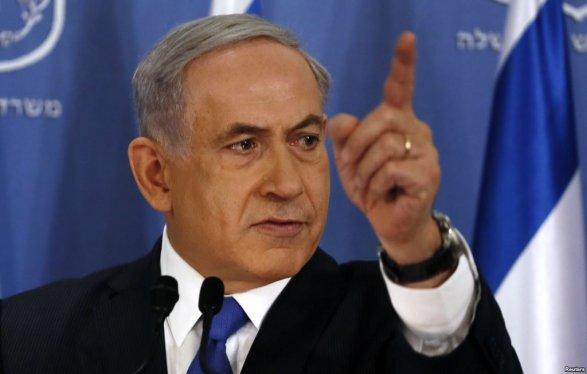 Нетаниягу пообещал закрыть отделение «Аль-Джазиры» вИерусалиме