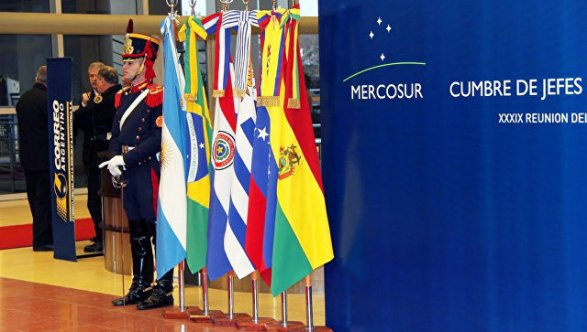 Меркосур приостановил членство Венесуэлы