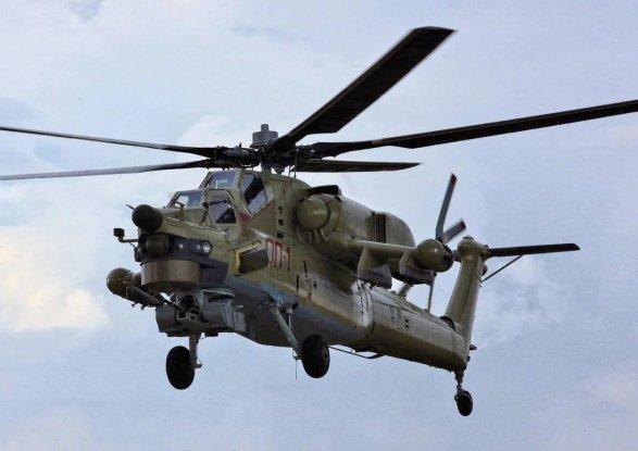 Новый вертолет Ми-28УБ протестируют вСирии