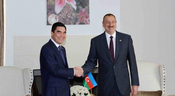 Зачем Бердымухамедов приехал встолице Азербайджана ?