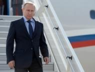 Путин едет в Абхазию