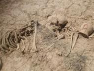 Американцы нашли в Лерике могилы V века до нашей эры