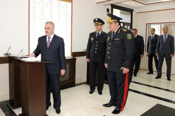 Генерал-наркобарон Нахчывана. Глава МВД, прославившийся своей жестокостью и деспотизмом уволен