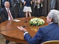 Готовится встреча Ильхама Алиева и Сержа Саргсяна