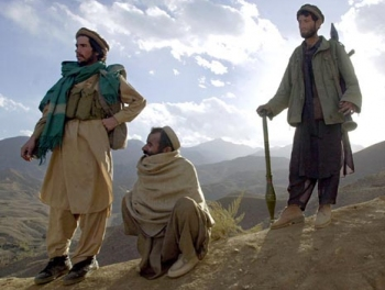 Один из главарей Талибана сдался властям