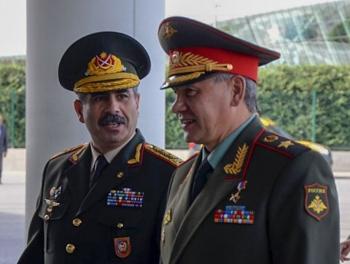Россия и Азербайджан будут развивать военно-техническое сотрудничество заявление министра