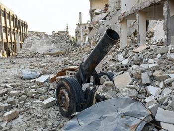 В Сирии расстреляли сотрудников гуманитарной организации «Белые каски»