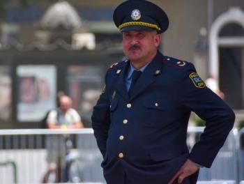 Мир избрал лицом Азербайджана этого полицейского