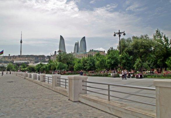 Завтра вАзербайджанской столице будет до37 градусов тепла