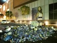 Республиканский стадион утонул в мусоре