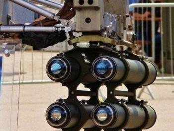 Азербайджан на военных учениях впервые показал новые израильские ракеты