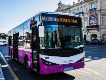 Невиданный инцидент в Баку: пассажир направил пистолет на водителя автобуса