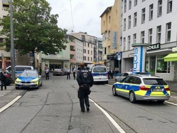 Нападение на прохожих в Германии: есть убитый и раненый фото