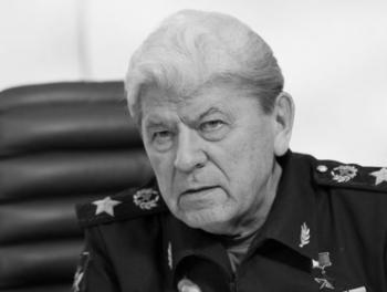 Умер первый главком ВВС России