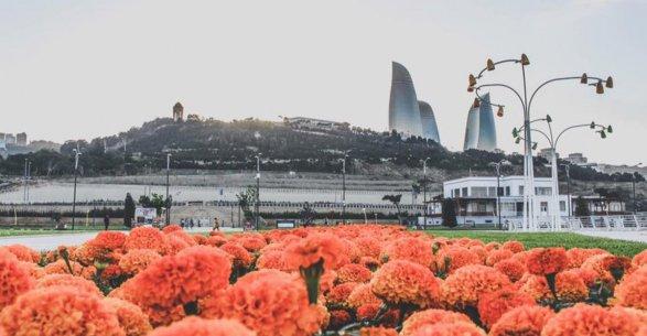 ВАзербайджанской столице будет 37-градусная жара