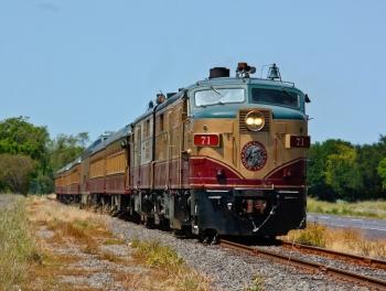 Столкновение поездов в США: десятки пострадавших