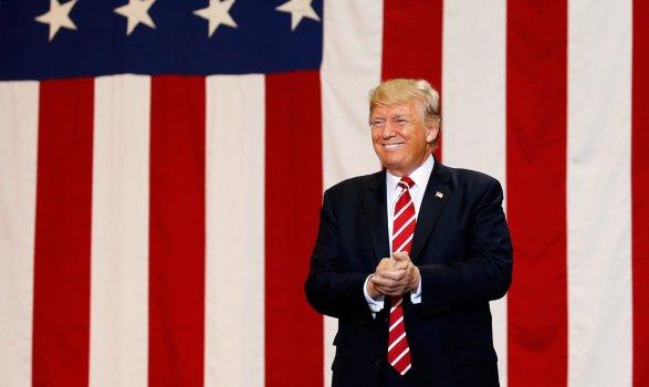 Долго непродержится: лидер республиканцев вСенате поведал обудущем Трампа