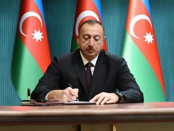 Ильхам Алиев реорганизовал Кабинет министров