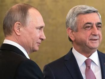 Путин и Саргсян обсуждают Карабах