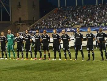 Впервые в истории: «Карабах» в групповом турнире Лиги чемпионов!