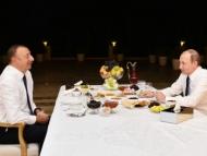 Встреча Путина и Алиева многое прояснила