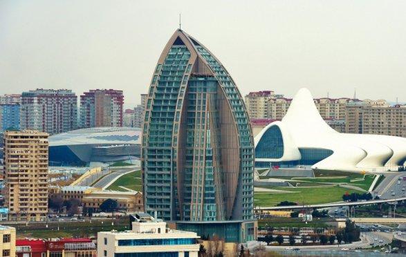 Завтра вАзербайджанской столице будет ветрено