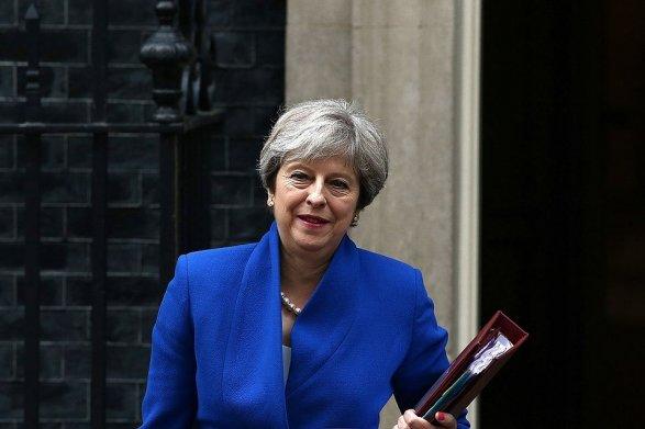 Тереза Мэй не хочет покидать пост премьера Англии после Brexit