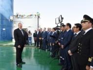 Ильхам Алиев анонсировал подписание нового нефтяного контракта