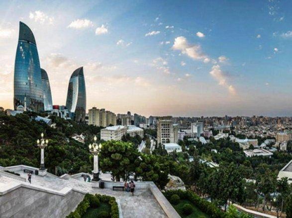 Завтра вАзербайджане кое-где вероятны дожди игрозы