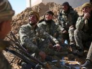 Российские военные открывают путь Асаду