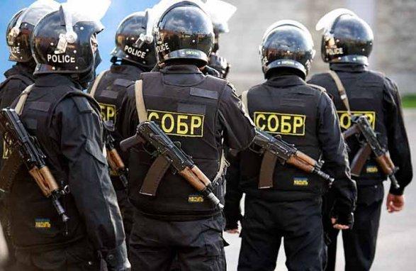 ВЧелябинске уресторана «Бакинский дворик» идет спецоперация МВД