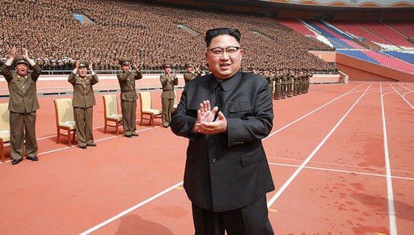 Ким Чен Ынпризнался всвоей симпатии  кфутболу