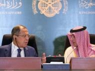 Лавров оставил Саудовскую Аравию «на сладкое»