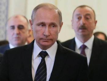 Армения заявляет о выходе из «Путинского союза»