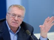 Жириновский ушел к армянам и пообещал вернуть Арарат