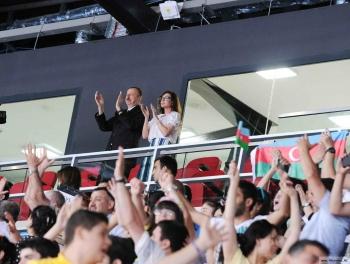 Волею президента Баку принимает европейский волейбол