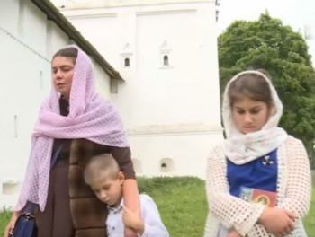 Сын азербайджанского олигарха выкинул на улицу жену и детей