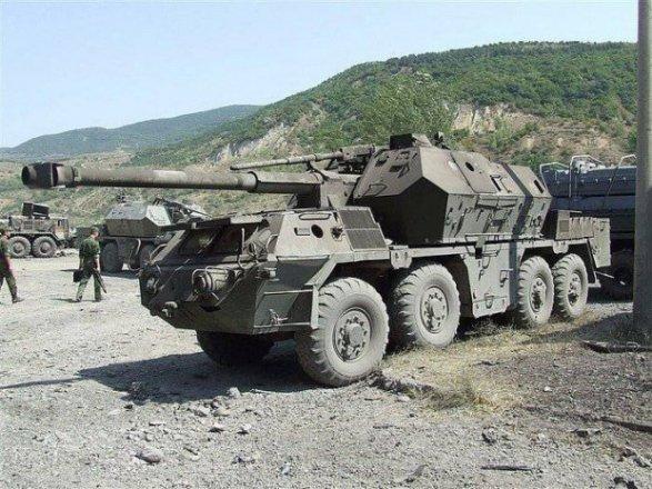 Азербайджан приобрел вЧехии новое вооружение